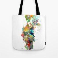 Dream Theory Tote Bag