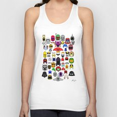 HeadGears Unisex Tank Top