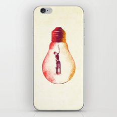 Idea Begins iPhone & iPod Skin