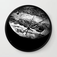 Jupiter & 3 Minions Wall Clock