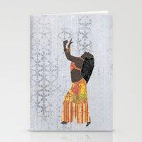 Belly Dancer 11 Stationery Cards