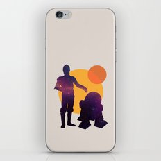 Star Wars BFF iPhone & iPod Skin