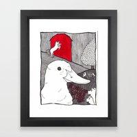 Animal Farm Framed Art Print