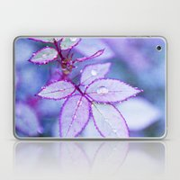 Lilac Rim Laptop & iPad Skin