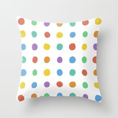 Hirst Throw Pillow