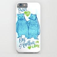 BEAR IN LOVE iPhone 6 Slim Case