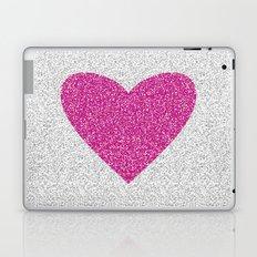 Pink Love Laptop & iPad Skin