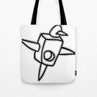 Patternmaker Bird Tote Bag
