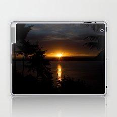 Puget Sound Sunset Laptop & iPad Skin