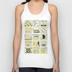 WHAT WOULD CHARLIE KELLY DO? Unisex Tank Top