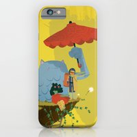Matilda And Bouru - Mela… iPhone 6 Slim Case