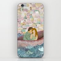 And They Lived Happily E… iPhone & iPod Skin