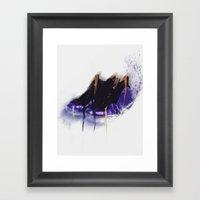 FOAMPOSITES PHOENIX SUNS Framed Art Print