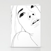 Impulse(illustration) Stationery Cards