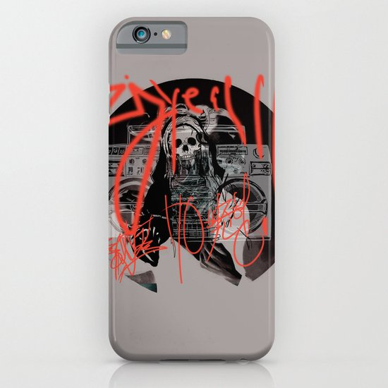 Ghetto Blaster Guadalupe iPhone & iPod Case