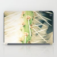 Cactus In Sunlight iPad Case