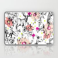 Woodland Shirley Laptop & iPad Skin