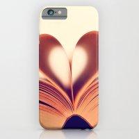 Book Lovers iPhone 6 Slim Case
