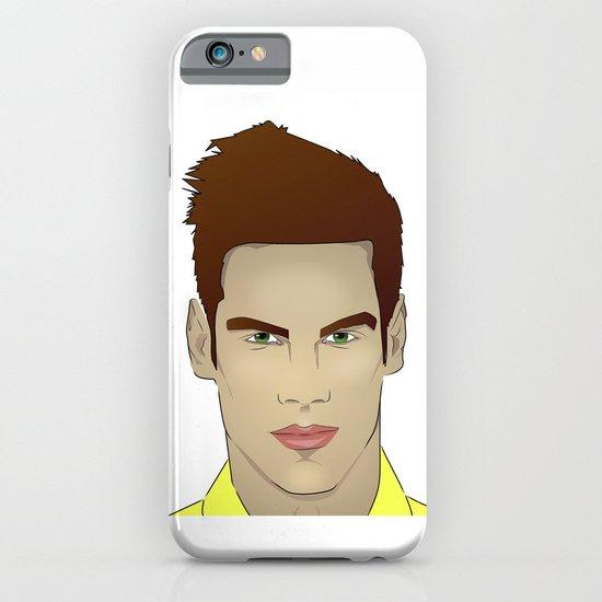 Aaron iPhone & iPod Case