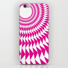 rave up iPhone & iPod Skin