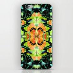 Papilio Pop iPhone & iPod Skin