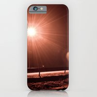 iPhone & iPod Case featuring Night Crawling by Elina Cate