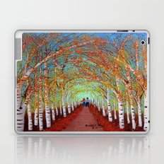 Autumn Birch  Laptop & iPad Skin