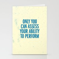 Only You Stationery Cards