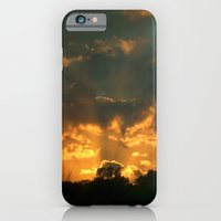 Cloud Interference  iPhone 6 Slim Case
