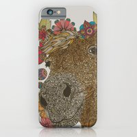iPhone & iPod Case featuring Delilah by Valentina Harper