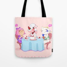 Animal Crossing :: Cake time Tote Bag