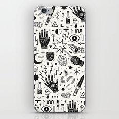 Witchcraft II iPhone & iPod Skin