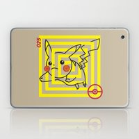 P-025 Laptop & iPad Skin