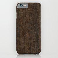 Smoked Etimoe Wood iPhone 6 Slim Case