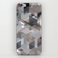 Chameleonic Panelscape Jacopo Night iPhone & iPod Skin