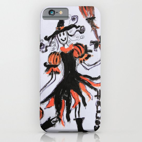 Happy Halloween iPhone & iPod Case