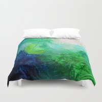 Water No. 1  Duvet Cover