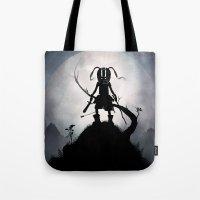 Skyrim Kid Tote Bag