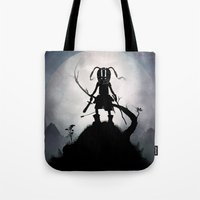 Skyrim Kid Tote Bag