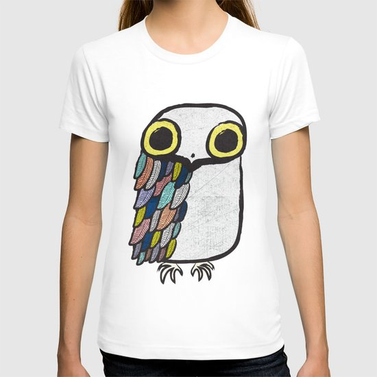 Wise Little Owl T-shirt