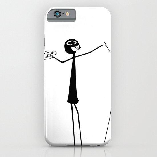 Painter iPhone & iPod Case