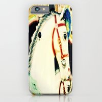iPhone & iPod Case featuring Carousel Horse by Eye Shutter to Think