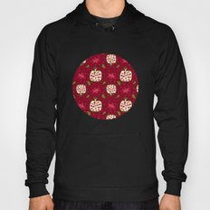 Colorful pomegranate Hoody