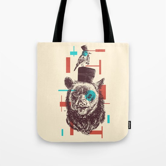 Beards Tote Bag