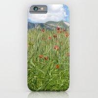 Au Pied Du Chamousset iPhone 6 Slim Case