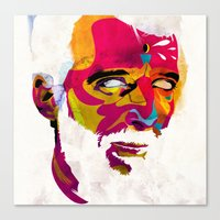 Mr.K Canvas Print