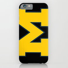 NCAA - University of Michigan Wolverines iPhone 6 Slim Case