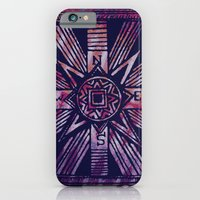 Colored Compass iPhone 6 Slim Case