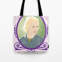 Hell on Wheels - Lily Bell Tote Bag