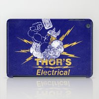 Thor - Thor's Electrical iPad Case